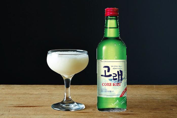Một số loại cocktail soju nổi tiếng trong menu đồ uống Hàn Quốc