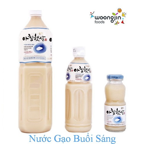 Nuoc Gao Han Quoc