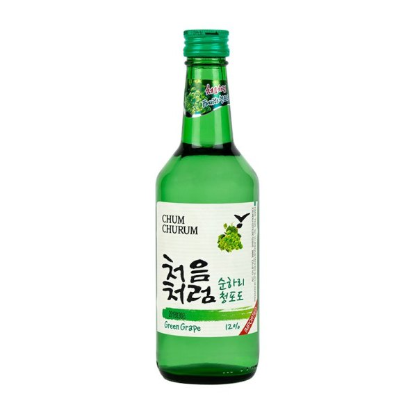 Ruou Soju Chum Churum Green Grape