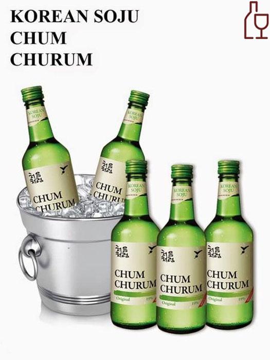 Soju Chum Churum