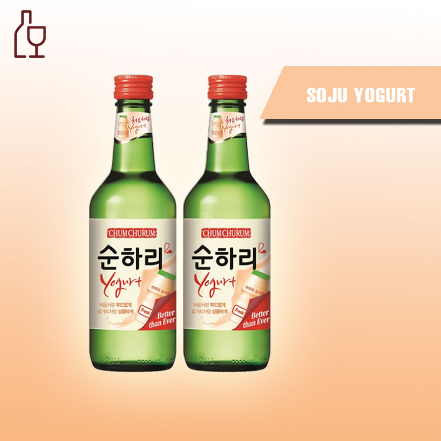 Soju Yogurt 1